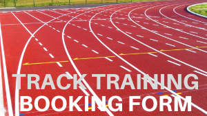 TRACK TRAINING BOOKING FORM